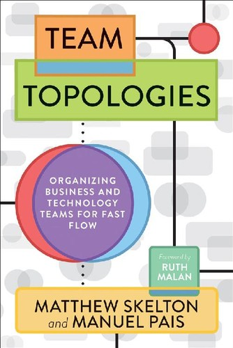 Team Topologies by Matthew Skelton, Manuel Pais