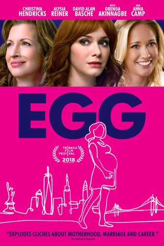 EGG (2018) 720p BluRay x264 {Dual Audio}[Hindi+English]  DREDD