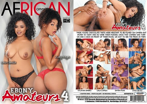 Ebony Amateurs 4