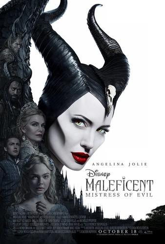 Maleficent Mistress of Evil (2019) HDRip XviD AC3-EVO