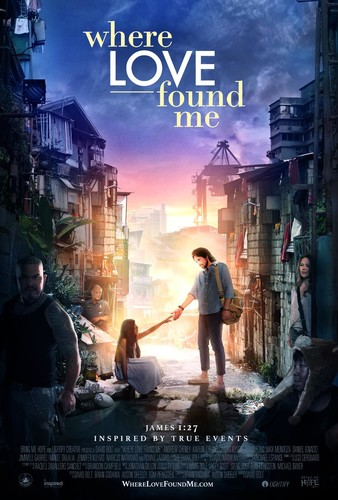 Where Love Found Me 2019 HDRip XviD AC3-EVO