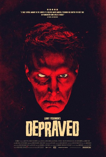 Depraved 2019 BRRip XviD AC3-EVO