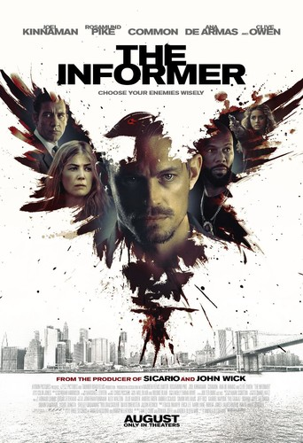The Informer 2019 BRRip XviD AC3-EVO