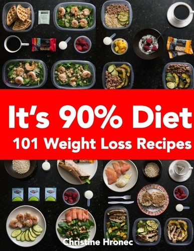 It's 90% Diet 101 Weight Loss Recipes