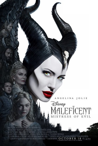 Maleficent Mistress of Evil 2019 BDRip XviD AC3-EVO