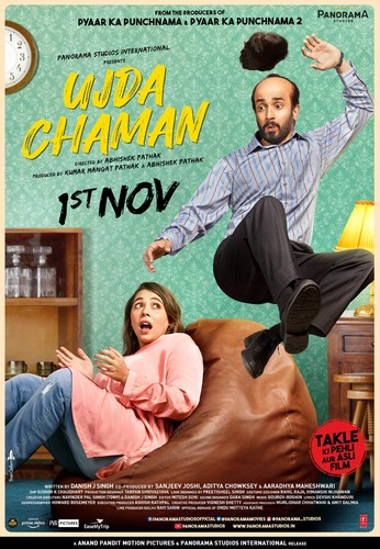 Ujda Chaman (2019) 1080p WEB-DL AVC DD5.1 ESub-BollywoodA2z