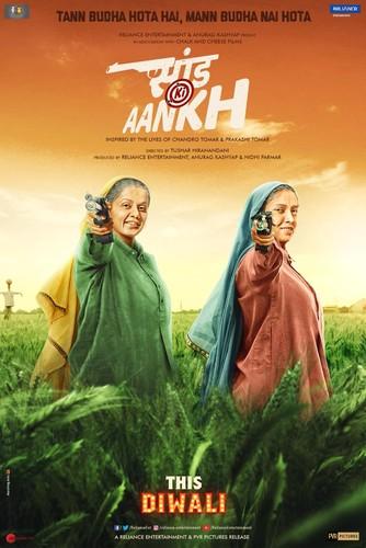 Saand Ki Aankh (2019) Hindi 1080p WEB-DL AVC AAC Esub-BollywoodA2z