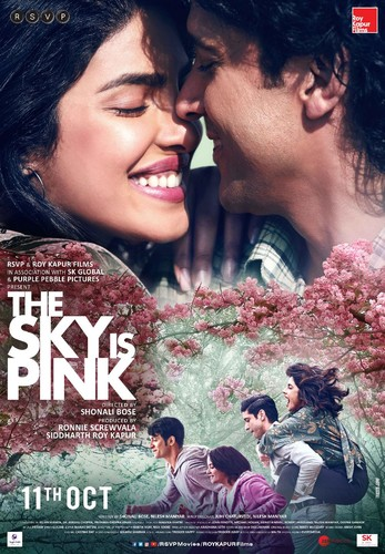 The Sky Is Pink (2019) 1080p WEB-HD DD5 1 x264-BollywoodA2z