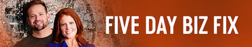Five Day Biz Fix S01E04 B and B Bonanza HDTV x264-CRiMSON