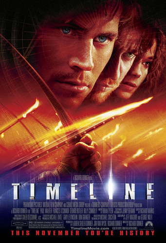 Timeline (2003) 720p BluRay x264 [Dual Audio][Hindi+English] - TeamTT