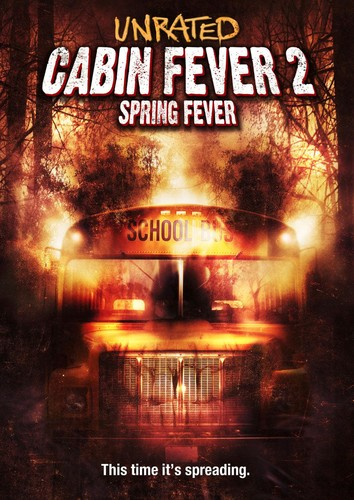 Cabin Fever 2 Spring Fever (2009)  720p BluRay x264 {Dual Audio} [Hindi+English] DREDD