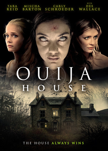 Ouija House (2018) 720p WEB-DL x264 {Dual Audio}[Hindi+English] DREDD