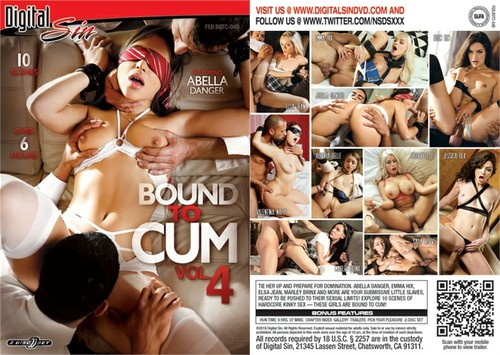 Bound To Cum 4 DiSC1