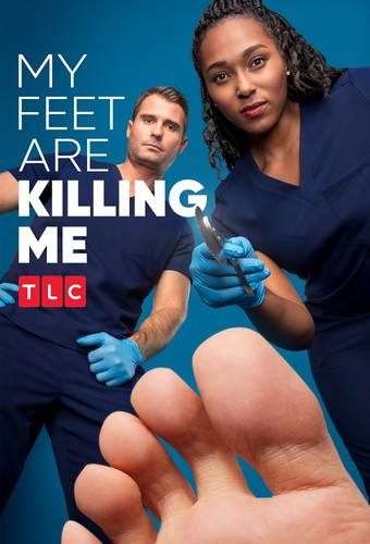 My Feet Are Killing Me S01E01 Somewhere In There Is a Foot HDTV x264-CRiMSON