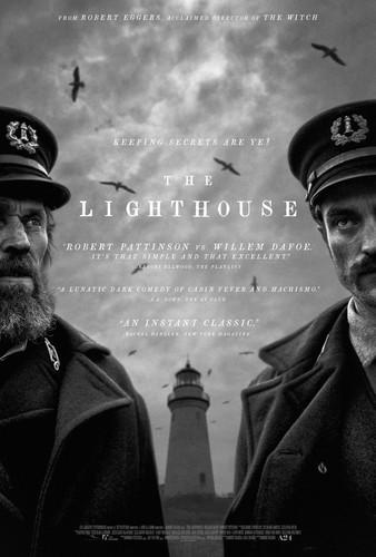 The Lighthouse 2019 BDRip XviD AC3-EVO
