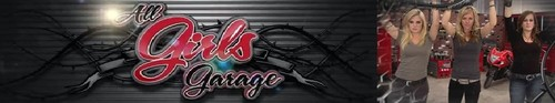 All Girls Garage S06E11 Lost and Found WEB x264-ROBOTS