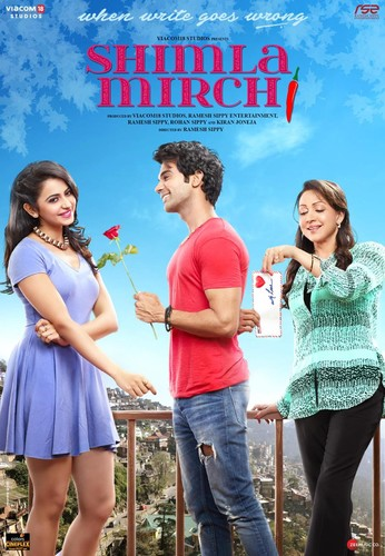 Shimla Mirchi (2020) 720p SCAM x264 AAC-BWT Exclusive