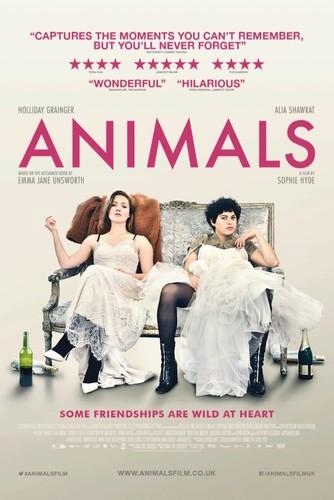 Animals 2019 BRRip XviD AC3-EVO