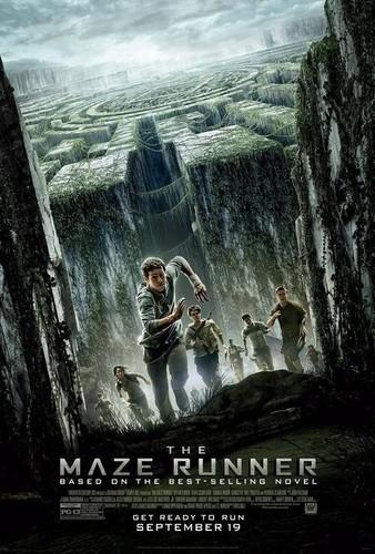 The Maze Runner (2014) 720p BluRay x264 {Dual Audio} [Hindi+English] DREDD