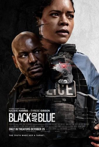 Black and Blue 2019 BRRip XviD AC3-EVO