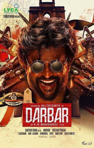 Darbar (2020) Tamil 480p WEB-HD AVC AAC HC-Sub-BWT Exclusive