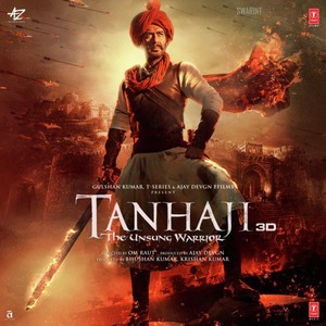 Tanhaji - The Unsung Warrior 2020 SAAVN DL m4a