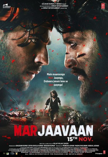 Marjaavaan (2019) 1080p HDRip x264 DD5.1 Esubs-DUS Exclusive