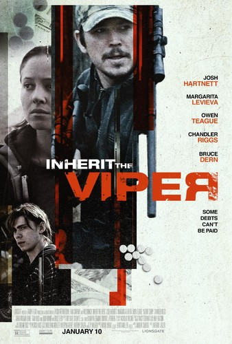 Inherit The Viper 2019 HDRip XviD AC3-EVO