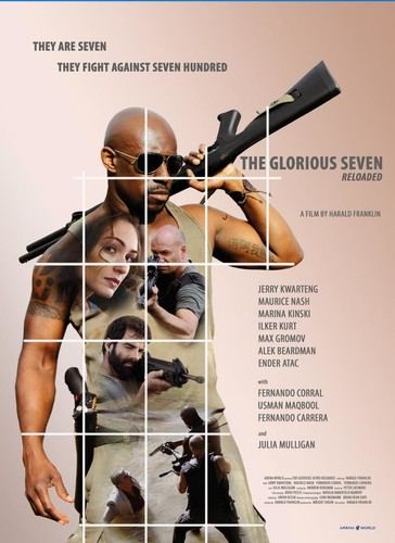 The Glorious Seven 2019 HDRip XviD AC3-EVO