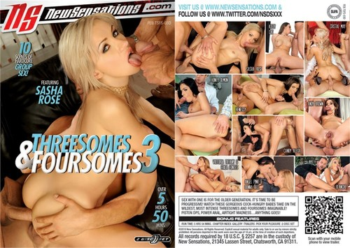 Threesomes And Foursomes 3 DiSC1