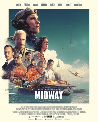 Midway 2019 READNFO HDRip XviD AC3-EVO