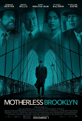 Motherless Brooklyn 2019 NEW HDCAM x264-ETRG