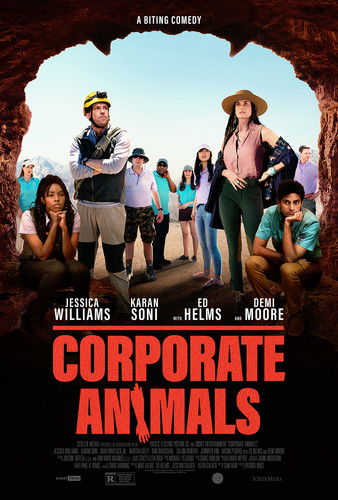 Corporate Animals 2019 BDRip XviD AC3-EVO