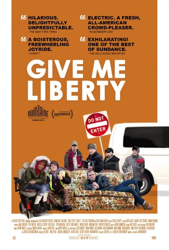 Give Me Liberty 2019 HDRip XviD AC3-EVO