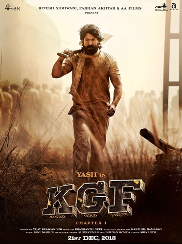 K G F-Chapter 1 (2019) Hindi  4K UHD WEB-DL 2160p HEVC DD5 1 H265-TT Exclusive
