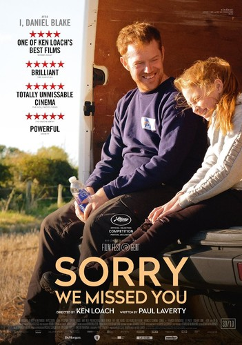 Sorry We Missed You 2019 HC HDRip XviD AC3-EVO