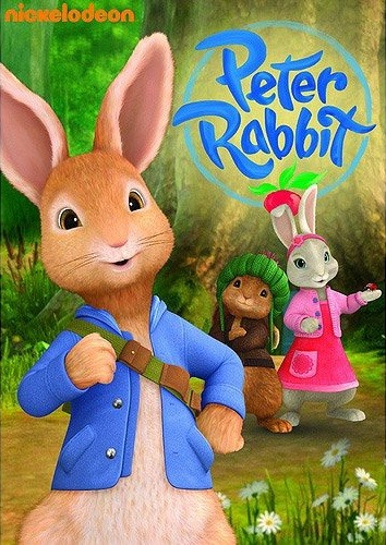 Peter Rabbit s01e05 Benjamin's Strawberry Raid MP4 + subs BigJ0554