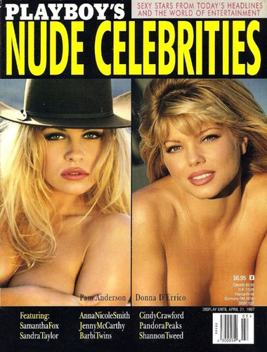 Playboy's Nude Celebrities Special Edition Magazine