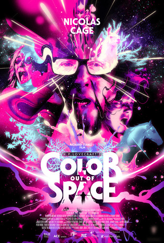 Color Out of Space 2019 HDRip XviD AC3-EVO