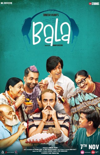 Bala (2019) 1080p HDRip x264 AC3 ESubs-TeamTT