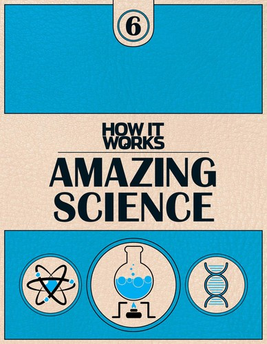 How It Works Collection ( 6 Books Collections ) Amazing Chemistry, Physics, Biology, Electricity,...