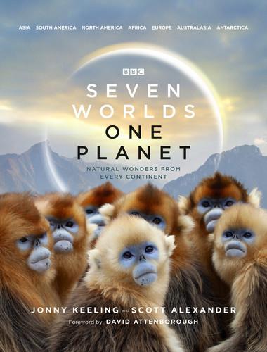 Seven Worlds One Planet by Jonny Keeling, Scott Alexander