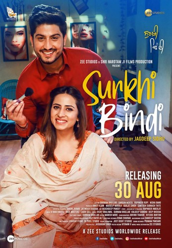 Surkhi Bindi (2019) 1080p WEB DL AVC AAC-Team IcTv Exclusive