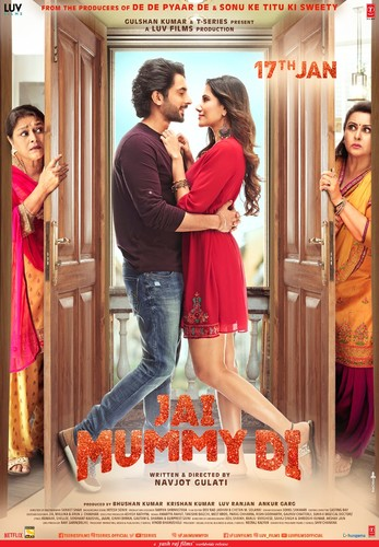 Jai Mummy Di (2020) Pre-DvDRip x264 DD5 1-Team IcTv Exclusive