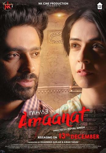 Amaanat (2019) Panjabi 1080p WEB-DL AC3 HEVC-DUS Exclusive