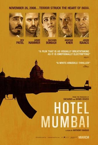 HOTEL MUMBAI (2019) 720p Blu-Ray x264 [Multi Audio][Telugu+Tamil+Hindi+English]