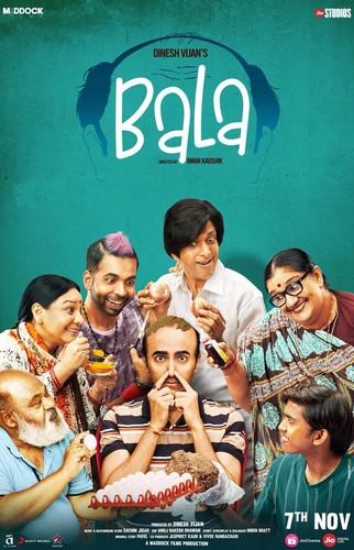 Bala (2019) 1080p WEB-DL AVC AAC-BollywoodA2z