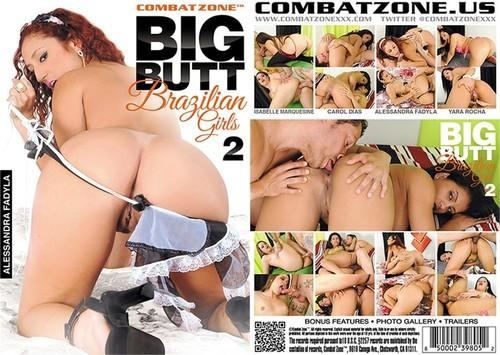 Big Butt Brazilian Girls 2