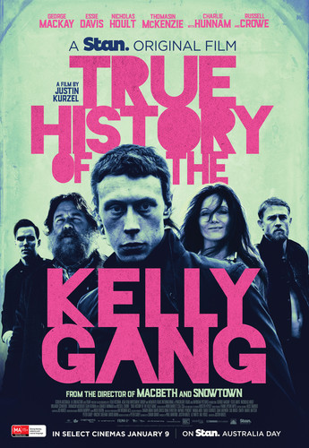 True History of the Kelly Gang 2019 HDRip XviD AC3-EVO
