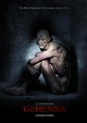 Gehenna - Where Death Lives (2016) 720p WEBRip x264 ESubs [Dual Audio][Hindi+English]